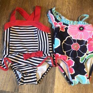 2 Swim Suit Bundle